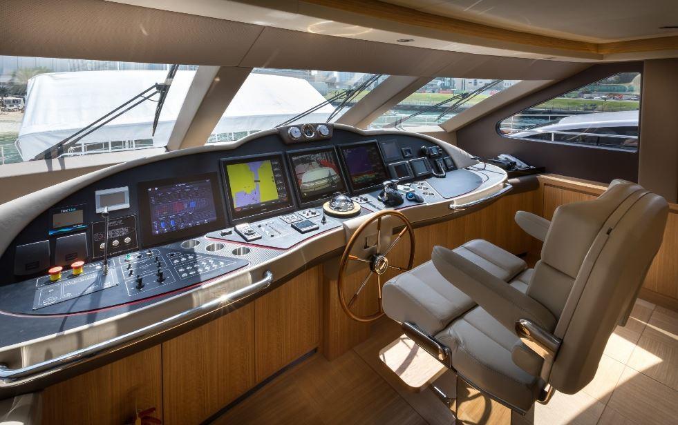 Avrasya Boat Show 2018-Majesty 110
