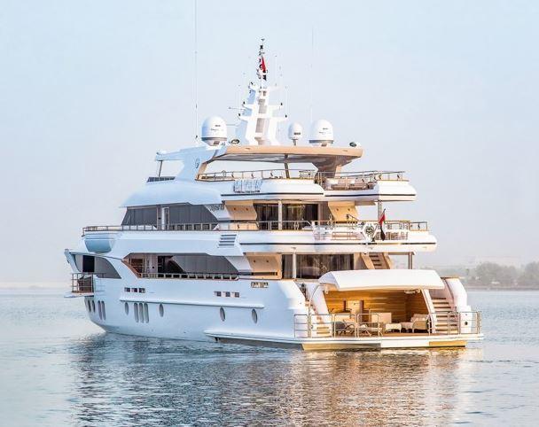 Avrasya Boat Show-Majesty 110