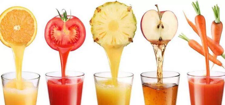 Hazır Meyve Suyu İçmek