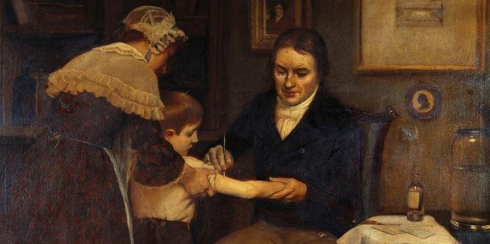 Çiçek Hastalığı Edward Jenner