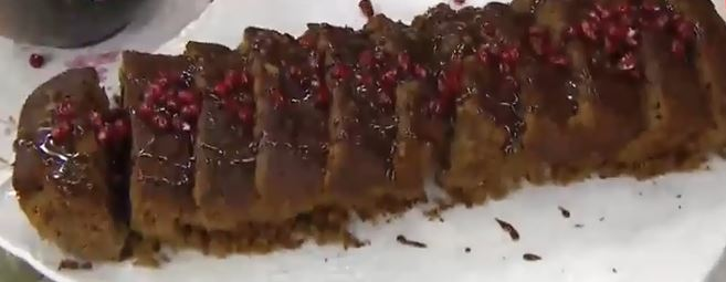 Çikolatalı Nohutlu Kek Yapımı
