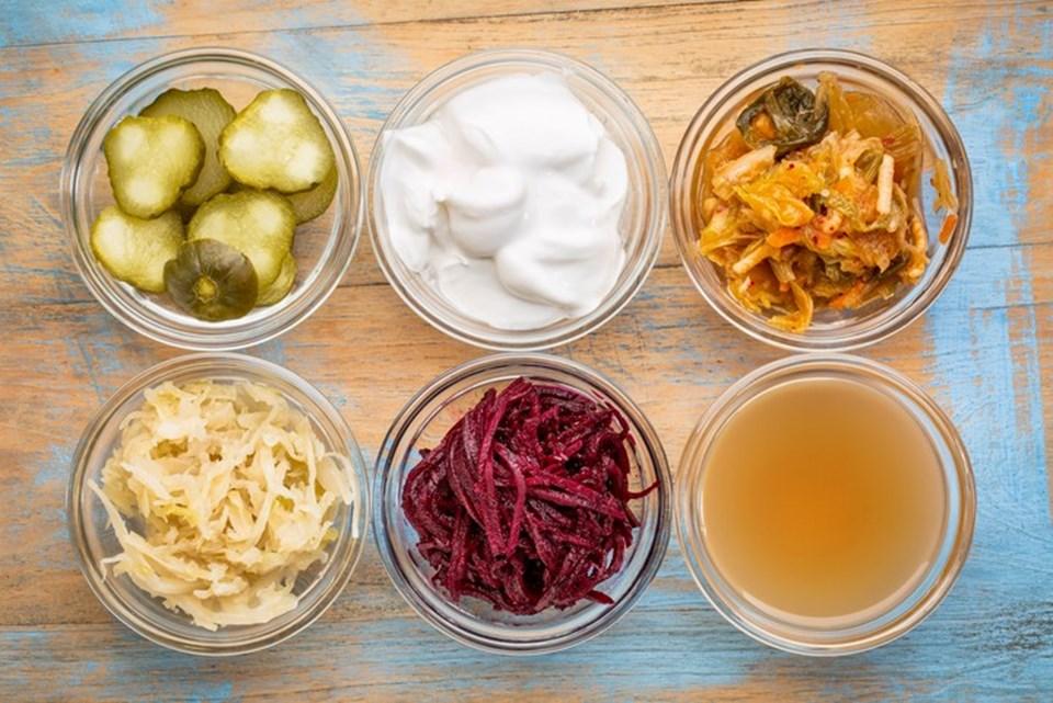 Fermente Gıdaların Yararları-Probiyotik