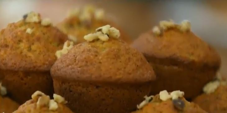 Havuçlu Muffin Yapımı