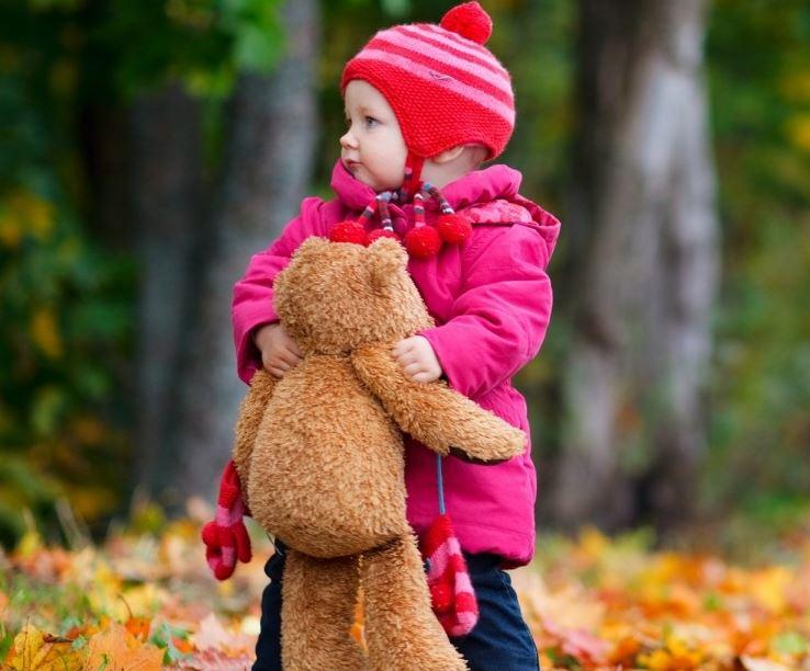Mevsim Geçişlerinde Çocuk