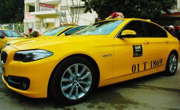 İstanbul'da Taksici ve Uber