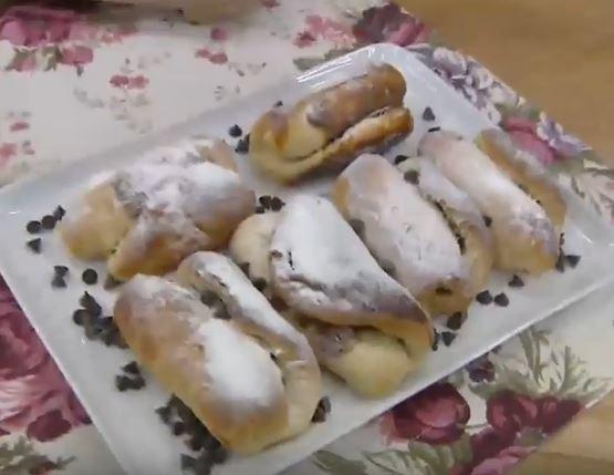 Tatlı Çörek Yapımı