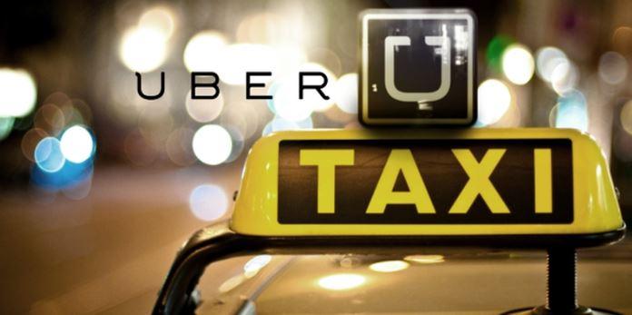 İstanbul'da Taksici ve Uber Sürücüsü Kapışması