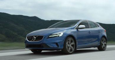 Volvo V40 2018 Özellikleri