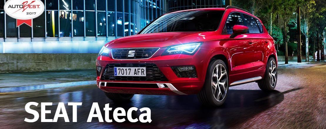 Yeni Seat Ateca 2018