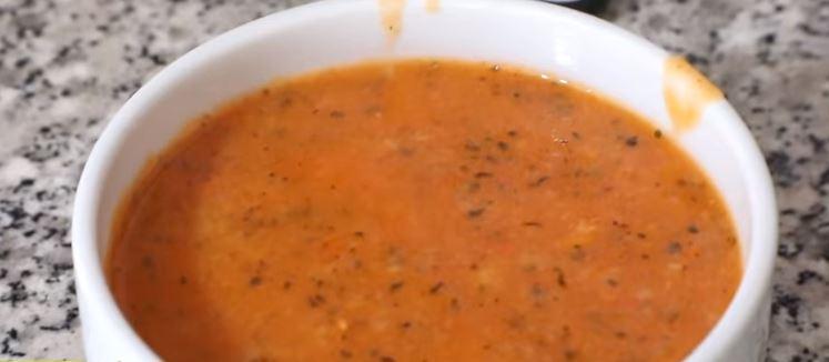 Afyon Tarhana Çorbası yapımı