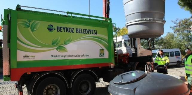 Beykoz Belediyesinin Temizlik Hizmetleri