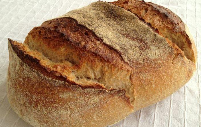 Ekşi mayalı ekmek-en sağlıklı ekmek