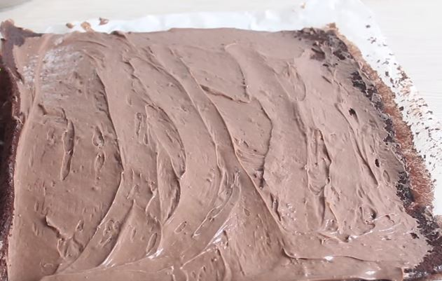 kakaolu muzlu rulo pasta tarifi