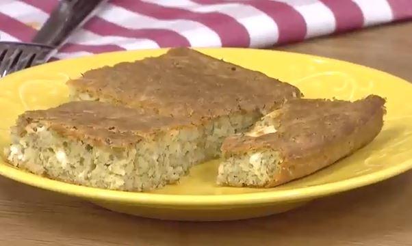Tuzlu Kek yapımı