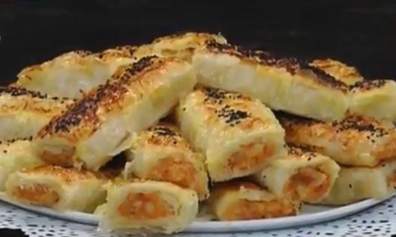 Çıtır Börek Patatesli yapımı
