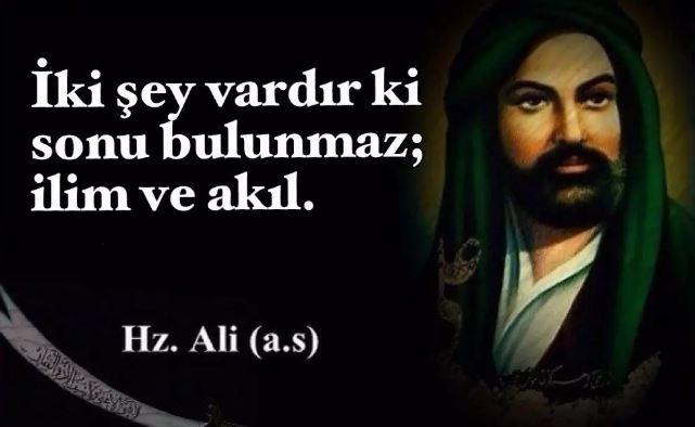 Hazreti Ali Nasihat