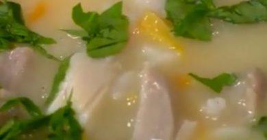 Sarı Gelin Çorbası yapımı