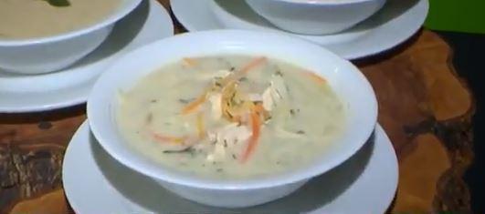 Sebzeli Tavuk Çorbası Yapımı