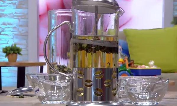 Süt Üretimini Arttıran Bitki Çayı yapımı