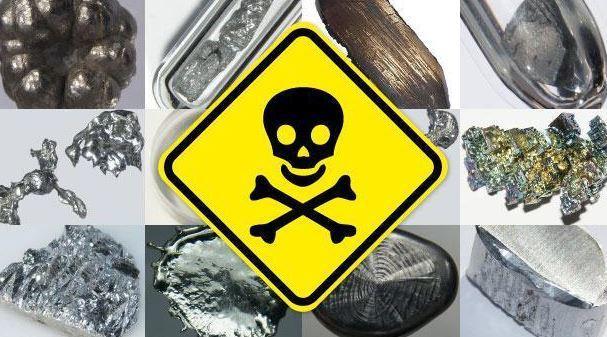 Ağır Metallerin İnsan Sağlığına Zararları