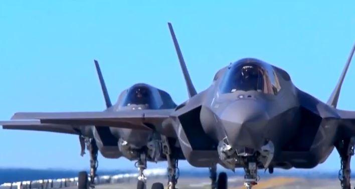 F-35 Savaş Uçağı Türkiye