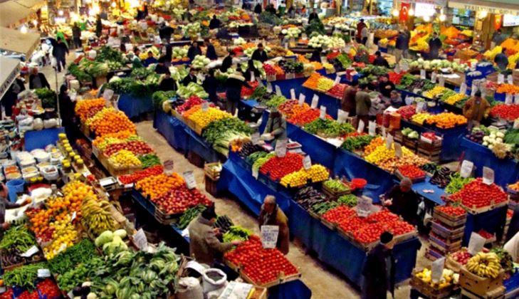 Sebze ve Meyve Fiyatları Neden Artıyor