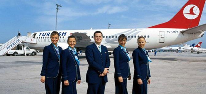Türk Hava Yolları Kabin Memuru Alımı
