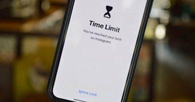 iOS İşletim Sisteminde Ekran Zaman