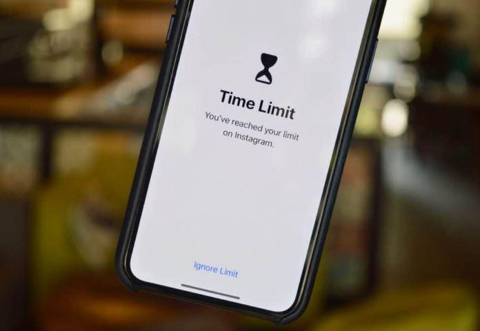 Ekran Zaman Uygulaması
