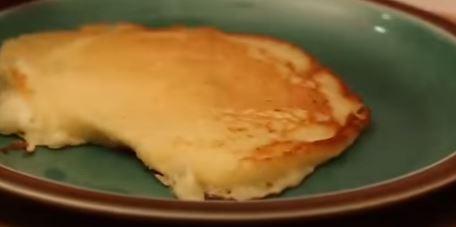 Lorlu Pancake yapımı