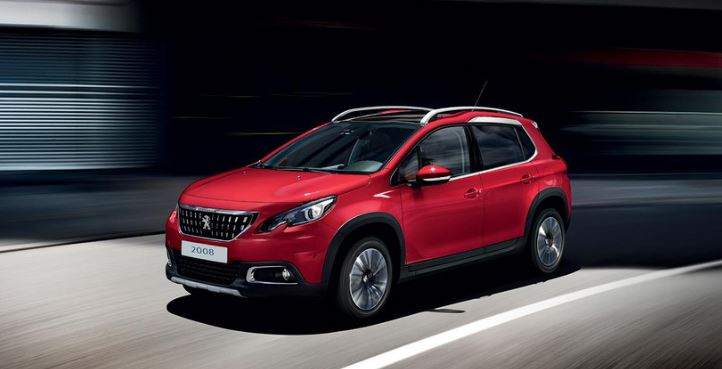 Peugeot 2008 Test