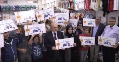 Beykoz Belediyesi'nden Binlerce Öğrenciye Yardım
