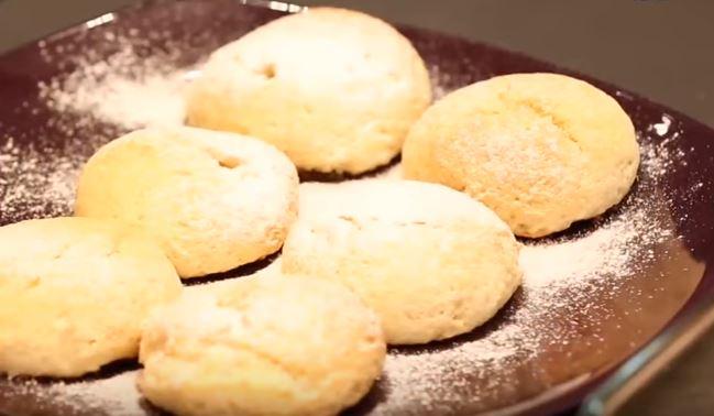 Lor Peyniri Kurabiyesi yapımı
