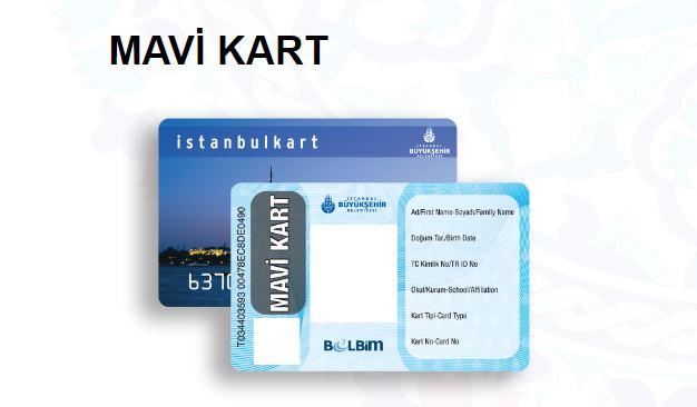 Mavi Kart Abonelik