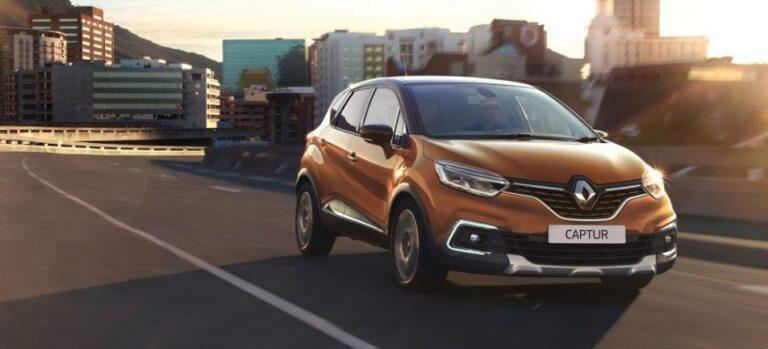 Renault Captur Özellikleri