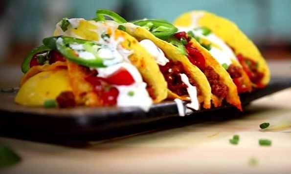 Kıymalı Taco Nasıl Yapılır?