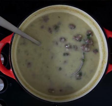 Terbiyeli Köfte Çorbası tarifi