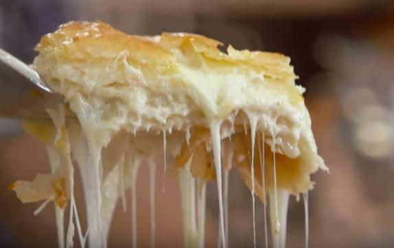 Peynirli Çıtır Börek Tarifi