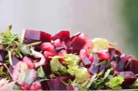 Antioksidan Salata tarifi