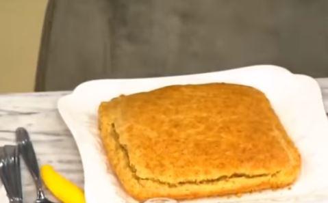 Yağ Yaktıran Kek yapımı