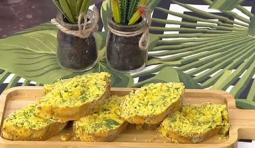 Pazılı Mısır Ekmeği Tarifi