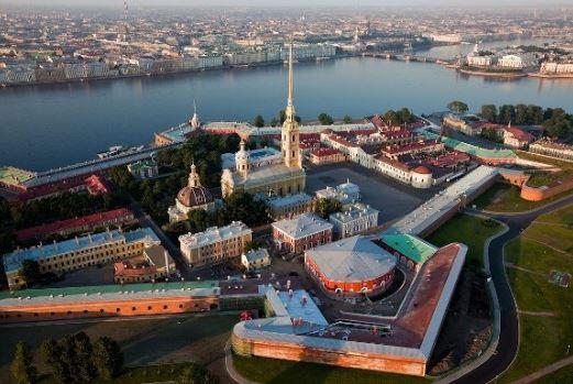 St. Petersburg Gezilecek Yerler