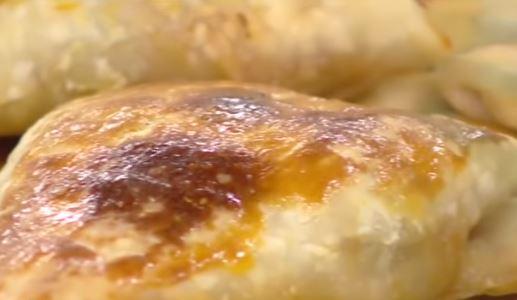 Samsa Böreği yapımı