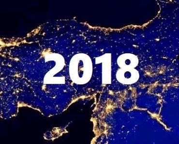 Türkiye'de 2018 Nasıl Geçti?
