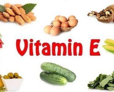E Vitamini Nedir?