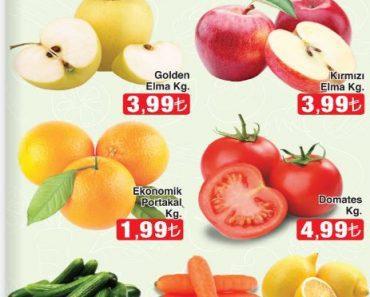 Hakmar Meyve ve Sebze İndirimleri