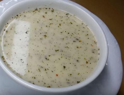 Şefin Çorbası Yapımı