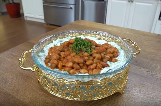 Semizotlu Barbunya Salatası Tarifi