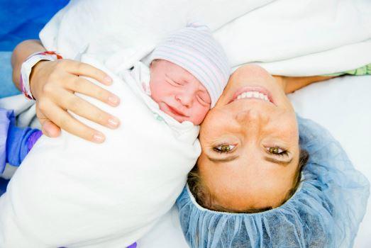 Sezaryen Doğum ve Normal Doğum