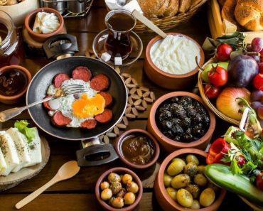 Kahvaltı Yapmak-Sağlıklı Besin